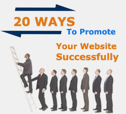 20 Ways To Promote Your Website Successfully
