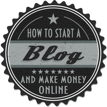 how to create a blog and make money online