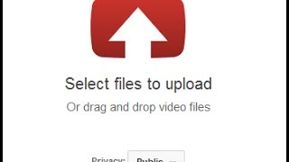 How To Upload A Video To Youtube 2015