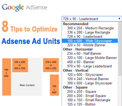 8 Tips To Optimize Google Adsense Ad Units