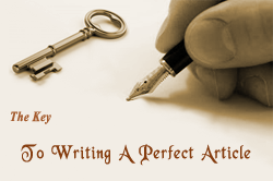 keys to writing the perfect essay The ultimate guide to writing perfect research papers, essays it helps an author to make their key points clear for him/her and arrange them.