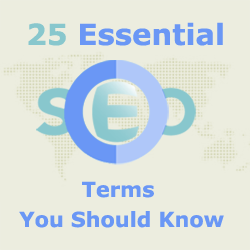 25 Essential SEO Terms You Should Know