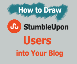 How To Draw StumbleUpon Users Into Your Blog